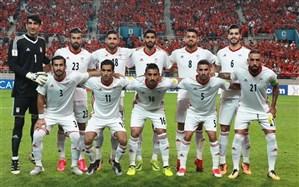 ترکیب تیم ملی برای دیدار دوستانه با تونس اعلام شد