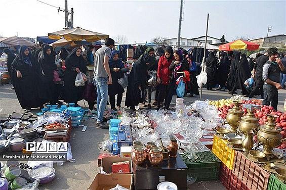 بازار مرزونآباد بابل