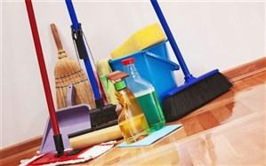 خانهتکانی را تعطیل کنید