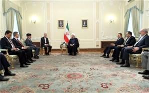 رئیس جمهوری: هر چه منطقه ناامن و بیثباتتر باشد، کشورهای منطقه بیش از همه متضرر خواهند شد