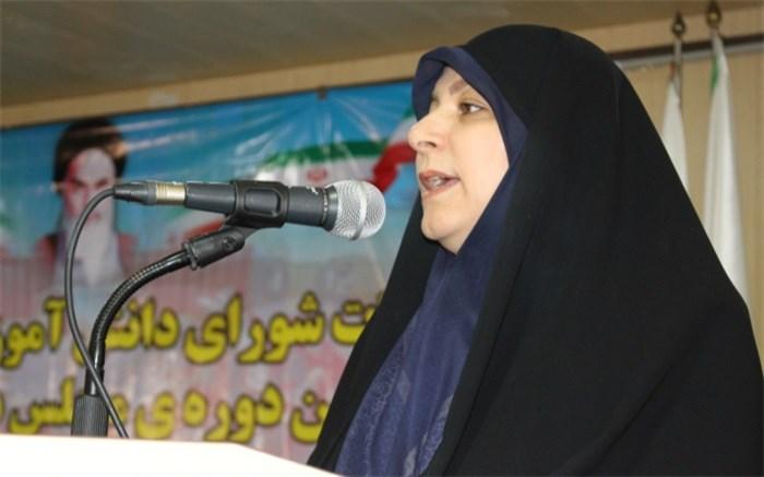 پناهی روا + انتخابات دانش آموزی + بوشهر