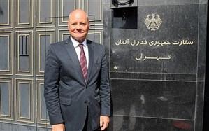 ابتکار سفیر آلمان در تهران در پیام نوروزیاش