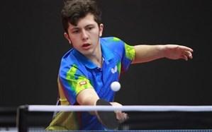 تنیس روی میز قهرمانی جوانان جهان؛ ایران به مرحله حذفی رسید