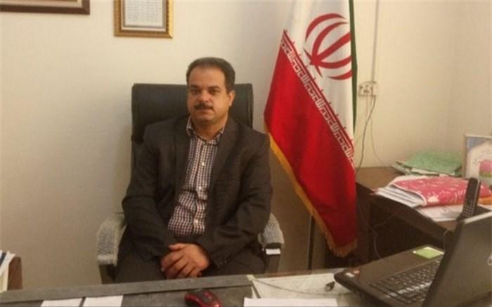 رئیس اداره آموزش وپرورش منطقه شبانکاره