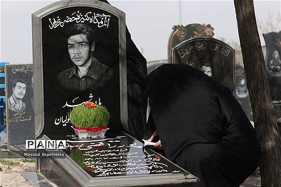 اولین پنجشنبه ماه رجب در تبریز