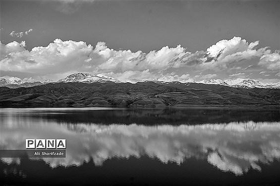 حاشیه رودخانه طالقان