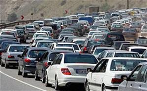 ممنوعیت تردد کامیون و تریلی در محور هراز تا ساعت ۲۴