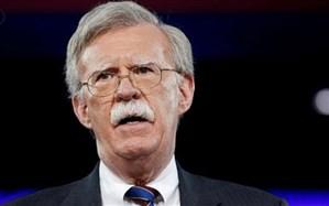 بولتون: در تحریم ایران نمیخواهیم به متحدان آسیب بزنیم