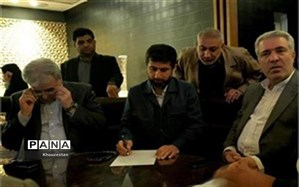 توافقنامه گردشگری دریایی در خوزستان امضا شد