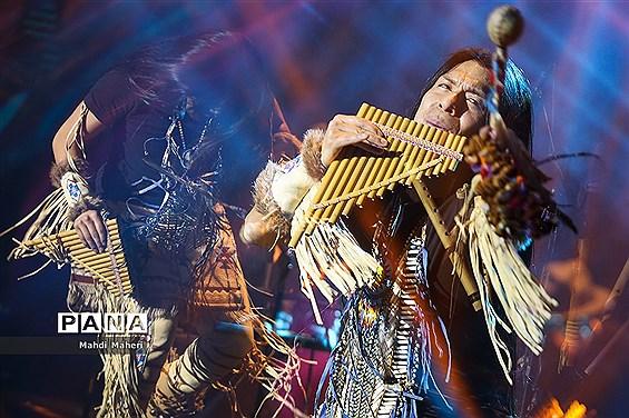 کنسرت لئو روجاس «پسر خورشید»