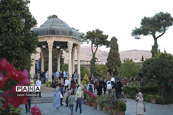 مقبره حافظ شیرازی