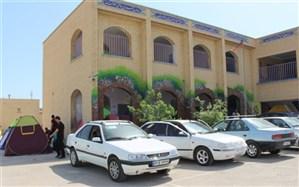 بیش از 7200 نفر مسافر تا پایان روز دهم فروردین  ماه 97 در مدارس منطقه دلوار اسکان یافتند