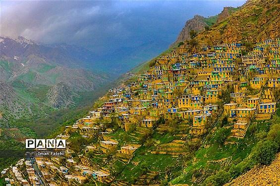 روستای توریستی اورامان