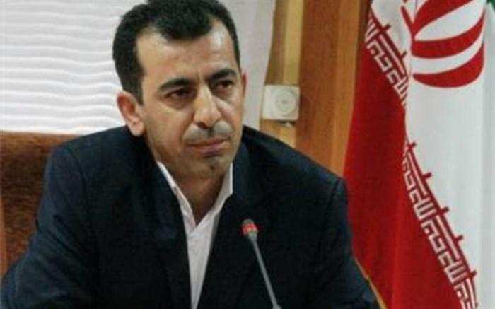مدیر کل ورزش و جوانان استان کردستان
