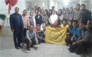 پذیرش تعداد 1450 نفر از مسافران نوروزی  در ستاد اسکان  زابل