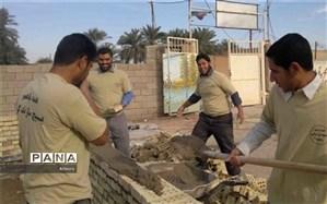 برگزاری اردوی جهادی نوروزی در 10 منطقه محروم البرز
