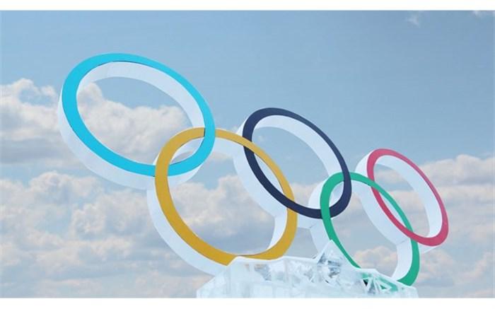 المپیک زمستانی لوگو