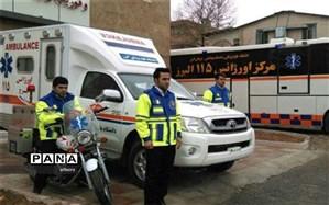 بیش از چهار هزار و 414 ماموریت توسط اورژانس در طرح سلامت نوروزی