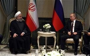 تاکید روسای جمهور ایران و روسیه بر مقابله با یکجانبهگرایی آمریکا