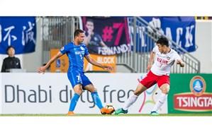 لیگ قهرمانان آسیا؛ تیانجین در آخرین دقیقه جشن صعود گرفت