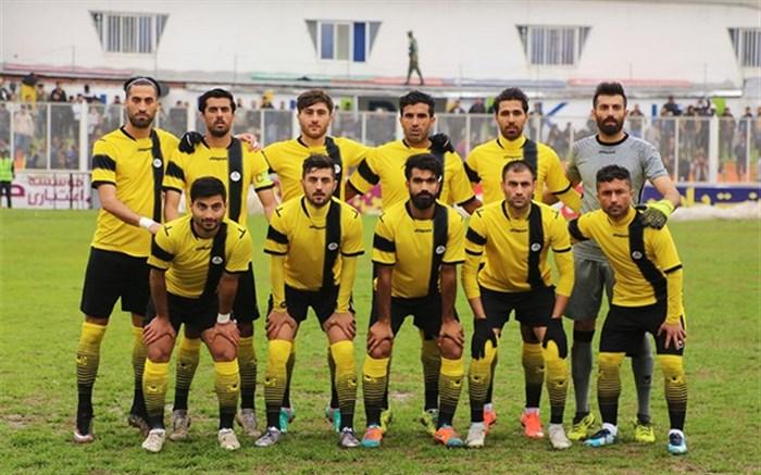 فوتبال/نفت مسجد سلیمان 2017