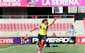 کوپا آمریکا زنان؛ آغاز جام با جشنواره گل کلمبیا