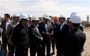 استاندار آذربایجان شرقی: 120 میلیون مترمکعب پساب تصفیه شده فاضلاب تبریز به دریاچه ارومیه انتقال مییابد