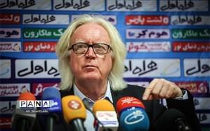شفر: همه از باخت استقلال در دربی ناراحت شدند به غیر از یک نفر