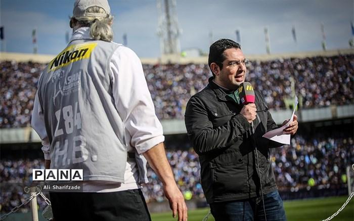 فوتبال/محمدرضا احمدی