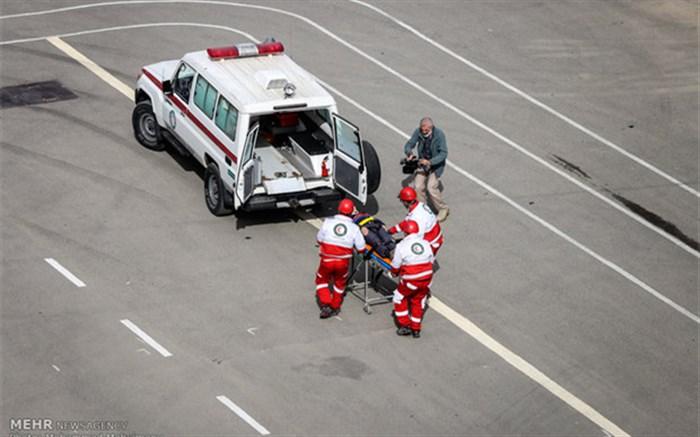 امدادرسانی به ۵۷۰ آسیب دیده در طرح امدادونجات نوروزی استان تهران