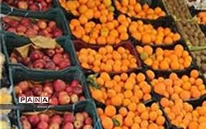 توزیع میوه با هدف طرح تنظیم بازار روزهای کرج تا انتهای فروردین ۹۷ ادامه دارد