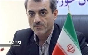مدیرکل آموزش و پرورش خوزستان در دیدار با معلم مضروب شهرستان حمیدیه: تا آخرین لحظه پیگیر استیفای حقوق معلم خود هستیم