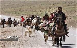کوچ زودهنگام عشایر کهگیلویه و بویراحمد در پی خشک شدن بیش از 300 چشمه