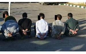 دستگیری و جمعآوری بیش از ۱۳۰۰ مجرم و معتاد متجاهر در تهران
