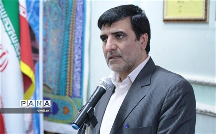 معاون پرورشی و فرهنگی اداره کل آموزش و پرورش استان اردبیل