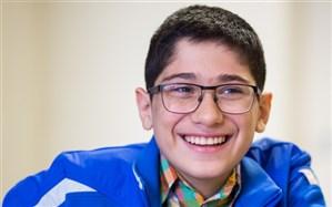 نوجوان ایرانی اولین سوپر استاد بزرگ شطرنج ایران شد
