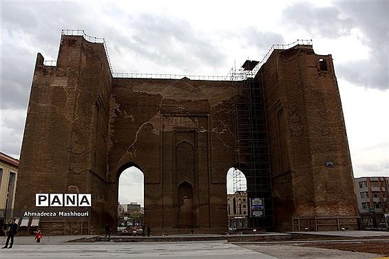 جاذبه های دیدنی استان آذربایجان شرقی