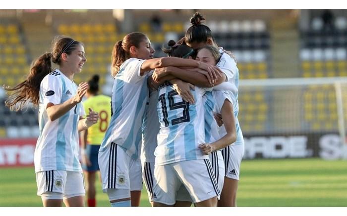 فوتبال ملی زنان آرژانتین 2018