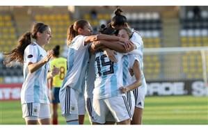 کوپا آمریکا زنان؛ بازی مرگ و زندگی آرژانتین را به مرحله نهایی رساند
