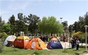 افزایش 2.5 برابری حضور مسافرین نوروزی در بوستانهای شهر قم