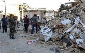 اعزام سومین گروه روانشناسان دانشگاه علوم پزشکی شیراز به منطقه زلزله زده کرمانشاه
