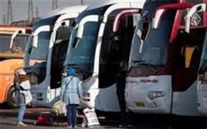 6 هزار مسافر از پایانه مسافربری ارومیه جابه جا شدند