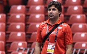 محمود افشاردوست: والیبال ایران از لحاظ روحی و روانی مشکل دارد؛ زنگ خطر به صدا در آمده است