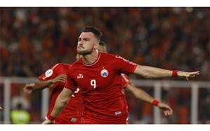 ایافسی کاپ؛ ستاره کروات نماینده اندونزی را صدرنشین کرد
