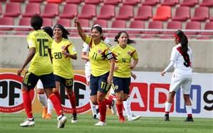 کوپا آمریکا زنان؛ کلمبیا بدون دردسر به مرحله نهایی رسید