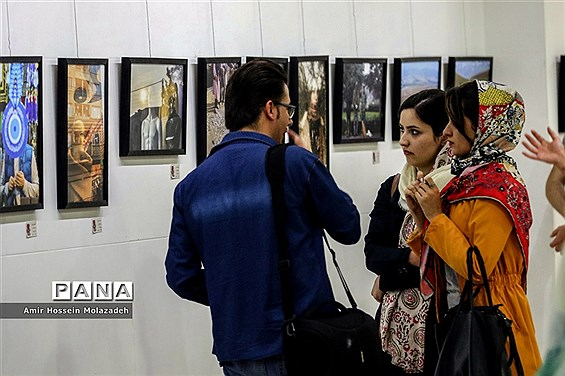 نمایشگاه گروهی عکس «شروع بی پایان»
