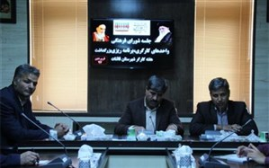 اعلام برنامه های هفته کار و کارگر در قاین/ حمایت از کالای ایرانی حمایت از کارگر و جامعه کارگری است