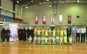 سیزدهمین جشنواره روش های برتر تدریس تربیت بدنی در دشتستان برگزار شد