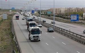 تردد در جادهها 7 درصد افزایش یافت