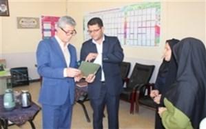 بازدید از مدارس غیر دولتی در دشتستان انجام شد